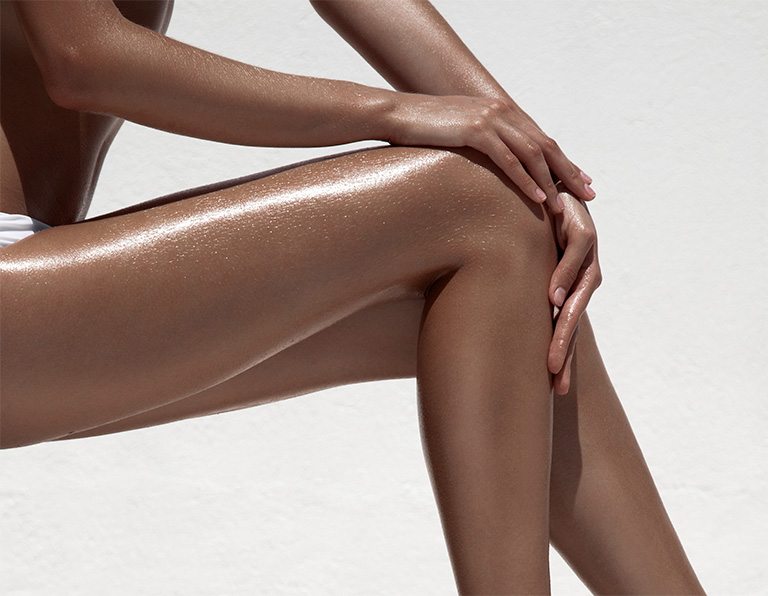 UV Free Tanning